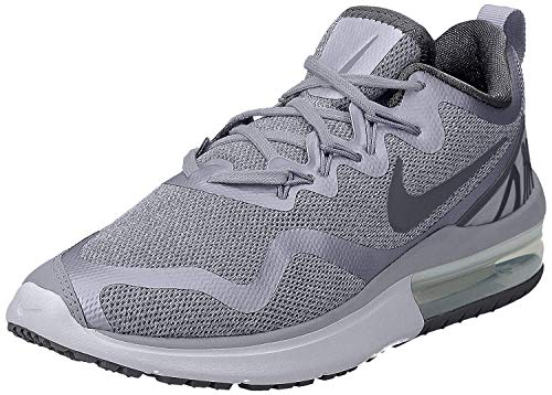 Nike Air MAX Fury, Zapatillas de Running para Hombre, Gris (Wolf Grey/Dk Grey/Stealth 004), 46 EU