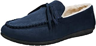 Canvas Shoes for Men,Breathable Casual Fashion Flat Lazy Shoes