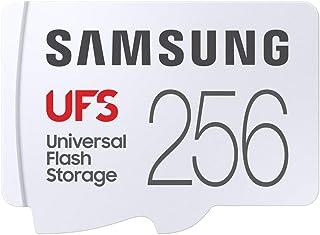 Samsung UFS 256GB 500MB/s 4K UHD Universal Flash Storage (MB-FA256G) (MB-FA256G/AM)