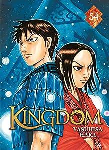 Kingdom Edition simple Tome 54