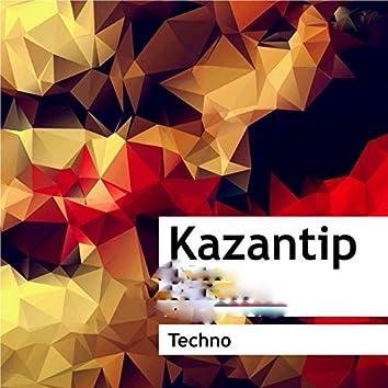 Kazantip. Techno