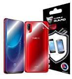 IPG for VIVO NEX S Full Body Protector Invisible Touch Screen Sensitive Ultra HD Clear Film Anti Scratch Skin Guard - Smooth/Self-Healing/Bubble -Free Screen & Back