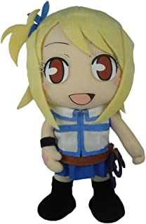 "Great Eastern Animation Official Fairy Tail Anime Lucy Heartfilia 8"" Plush"