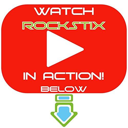 Product Image 3: ROCKSTIX 2 HD BLUE, BRIGHT LED LIGHT UP DRUMSTICKS, with fade effect, Set your gig on fire! (BLUE ROCKSTIX)