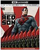 Superman: Red Son (4K UHD + Blu-ray + Digital Combo Pack)