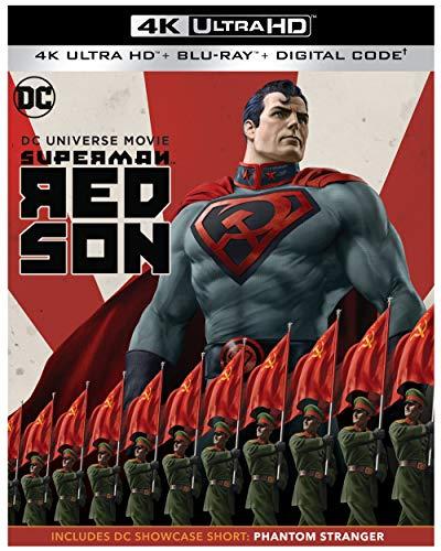 Superman: Red Son (4K UHD + Blu-ray + Digital Combo Pack)