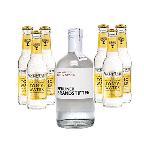 Berliner Brandstifter Gin & Fever-Tree Tonic Set