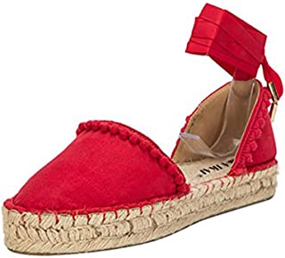 9df90fbdd9a Amazon.com: Red - Platforms & Wedges / Sandals: Clothing, Shoes ...