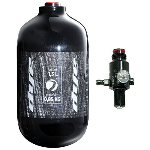 Dye Paintball Core Liter HP System inklusiv Ninja UL Regulator 300 Bar, 65491