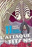 L'Attaque des Titans Edition Colossale - Tome 11