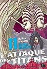 L'attaque des Titans - Edition Colossale, tome 11 par Isayama