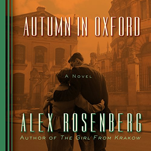 Autumn in Oxford audiobook cover art