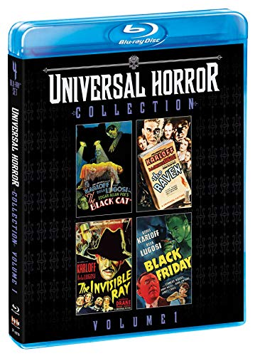Universal Horror Collection: Vol.1 [Blu-ray]