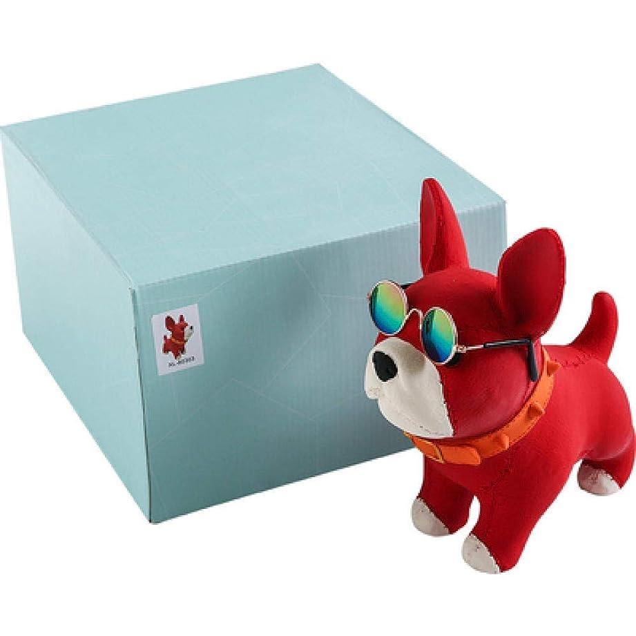 代理店上にクリックZKS-KS ジュエリーアートクラフト子犬リビングルームインテリア部屋の装飾テレビのワインクーラーのポーチの家1