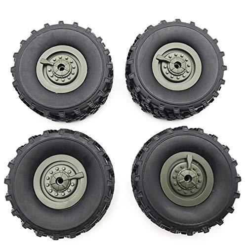 Lopbinte Rc Auto Reifen Gilt Für: 1:16 Rc Auto Wpl B36 B-36 B36K B36 Kit Truck 4 Stücke (Einschlie?lich R?der)
