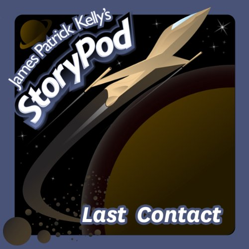 Last Contact audiobook cover art