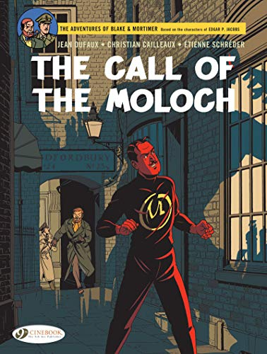 Blake & Mortimer Vol. 27 - The Call of the Moloch (27)