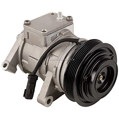 For Jeep Grand Cherokee 4.7L 1999-2004 Reman AC Compressor & A/C Clutch -   Remanufactured - BuyAutoParts 60-00828RC