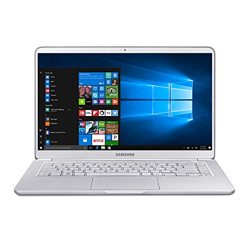 2018 Samsung Notebook 9 (NP900X5T-X01US) 15-inch, 8th generation Intel Core i7 Processor, 16GB DDR4, 256GB NVMe SSD, NVIDIA GeForce MX150