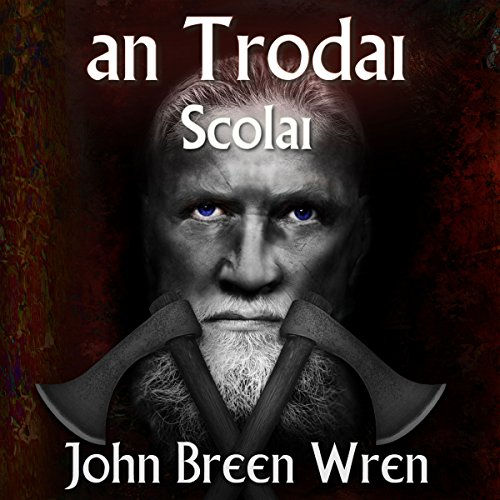 an Trodai: Scolai audiobook cover art