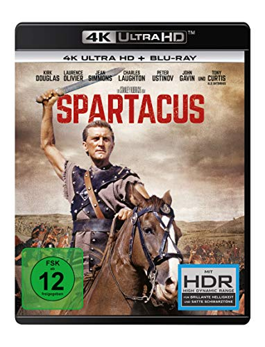 Spartacus (4K Ultra HD) (+ Blu-ray 2D)