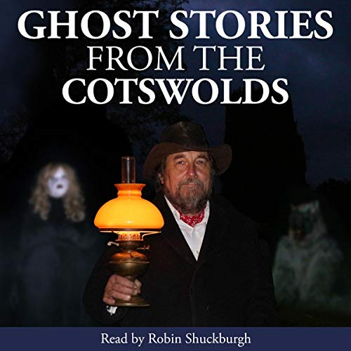 Couverture de Ghost Stories from the Cotswolds