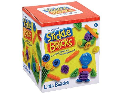 Stickle Bricks TCK08000 Hasbro Stick Little Builder Construction S