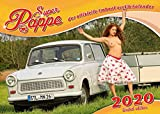 Der offizielle Trabant Erotik Kalender Super Pappe 2020 - NEU