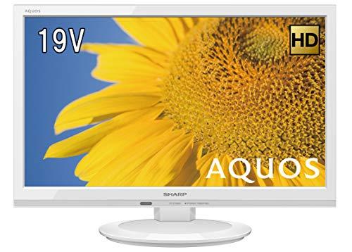 シャープ 19V型 AQUOS 液晶テレビ 2T-C19ADW