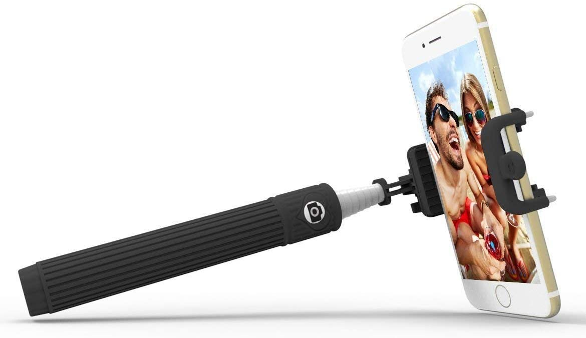 Price reduction Cell-Stuff Black Extendable Bluetooth Portrait Wireless S Special price for a limited time Self