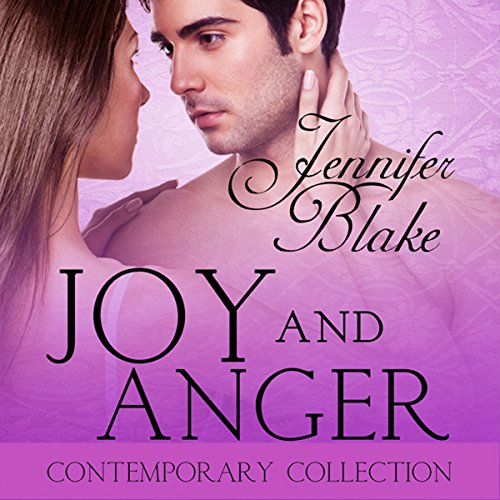 Joy and Anger audiobook cover art