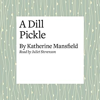 A Dill Pickle cover art