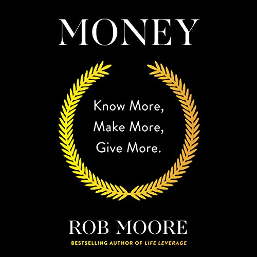 Money audiobook cover art