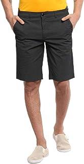 Color Plus Mens 4 Pocket Printed Shorts