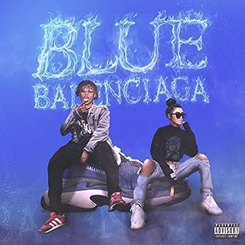 Blue Balenciaga
