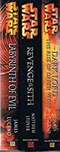 Star Wars 3-Book Collection: Labyrinth of Evil (Prequel to Star Wars: Episode III Revenge of the Sith) / Revenge of the Si...