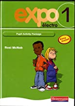Expo Electro 1 Pupil Activity Package