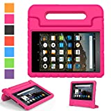 Amazon fire HD 8 case (2016~2019 Release,Not suitable for