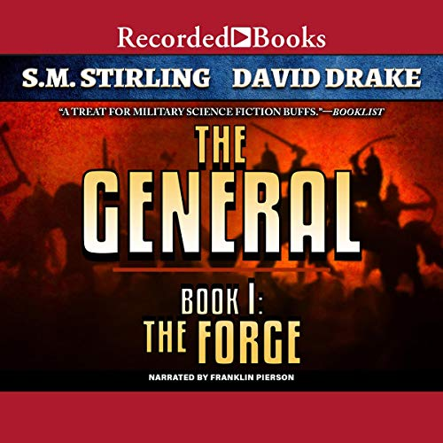The Forge Audiobook By S. M. Stirling,                                                                                        David Drake cover art