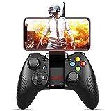 Controlador de Juegos Inalámbrico Achort Gamepad Inalámbrico Recargable USB Agarre Cómodo Joypad...