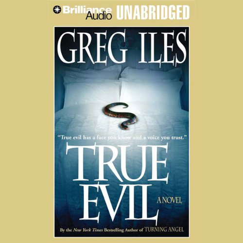 True Evil audiobook cover art