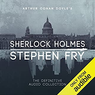 Page de couverture de Sherlock Holmes: The Definitive Collection