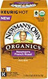 Newman's Own Organics French Roast Coffee K-Cup, 12 ct