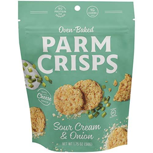 PARMCRISPS Sour Cream & Onion Crisps, 1.75 OZ