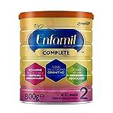 Enfamil Premium Complete 2 latte di proseguimento 800g – per bambini dai 6 ai 12 mesi.