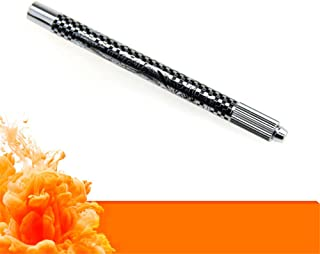 Wenkbrauw Tattoo Pen Microblading Pen Holder permanente make-up Machine MicroBlade Manual Tool voor Lip En Eyeliner,Silver