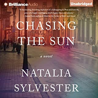 Chasing the Sun audiobook cover art