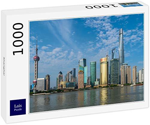 Lais Puzzle Shanghai 1000 Teile