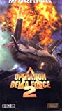 Operation Delta Force 2 VHS