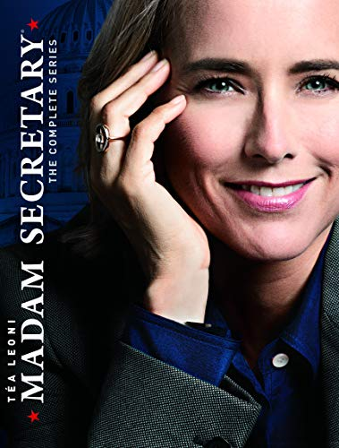 Madam Secretary: Complete Series (33 Dvd) [Edizione: Stati Uniti]